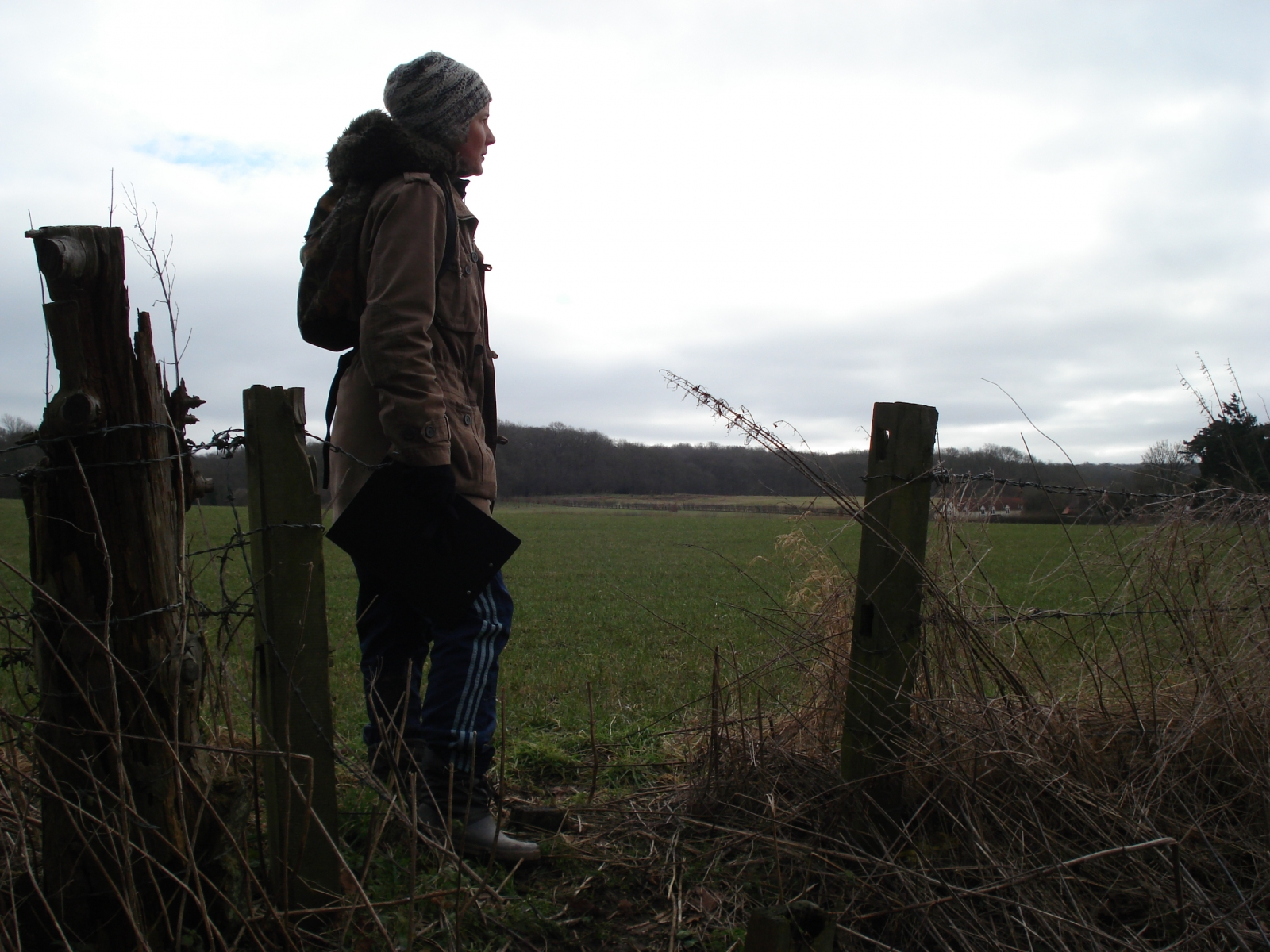 Tesher on our first Group walk in Jan 2015
